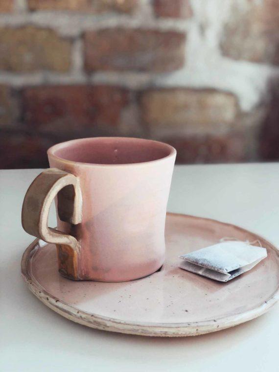 taza paste de tierra ceramicas