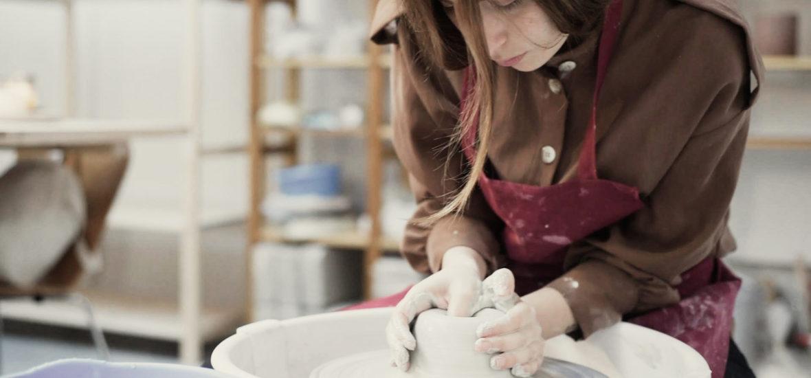 Clases de cerámica con Paula Tapia